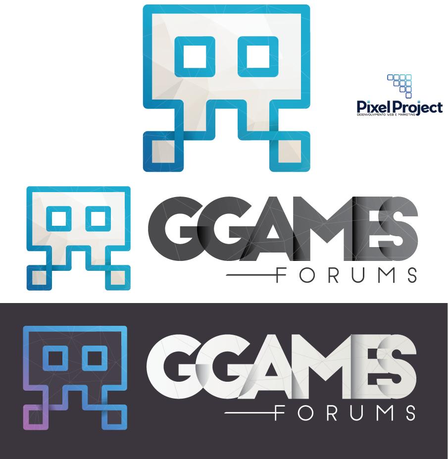 Identidade Visual Oficial - GGames Forums