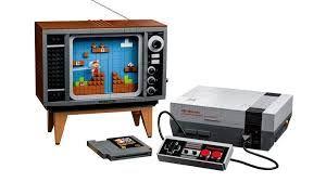 Lego Nintendo Entertainment System em 1 de agosto