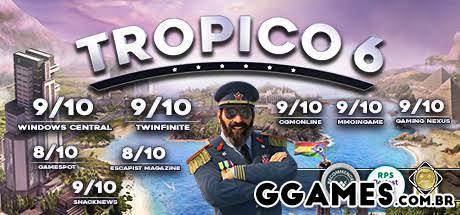 Trainer Tropico 6 {MRANTIFUN}